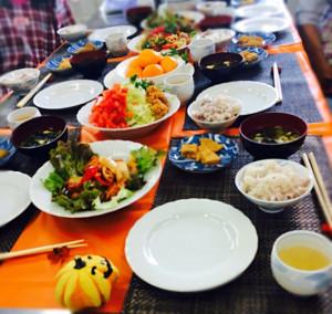 外国人料理